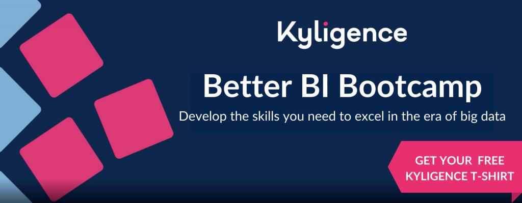 Better BI Bootcamp Banner